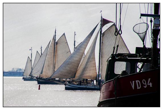 Peter Lensseling wint fotowedstrijd Pieper Race